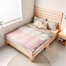 편백나무 하이헤드 SS침대 프레임 DF642037