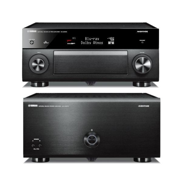 야마하 CX-A5100 + MX-5200 11채널 하이파이패키지 상품이미지