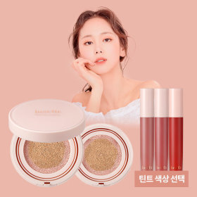 (Cushion1+Refill1+Tint)JUSTFIT set