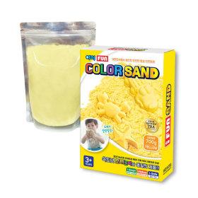 아이펀 칼라샌드 단품 (노랑)