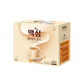 맥심 화이트골드 400T/커피/커피믹스/