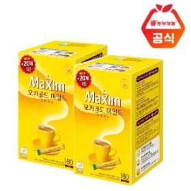 맥심 모카골드 마일드 320T/화이트골드/커피믹스/커피