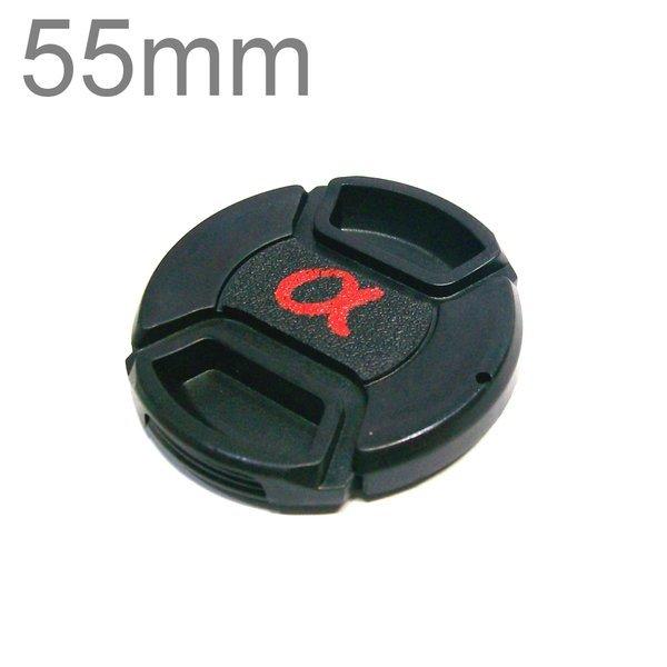 55mm 소니 삼성 니콘 캐논 카메라 호환 알파 렌즈캡 상품이미지