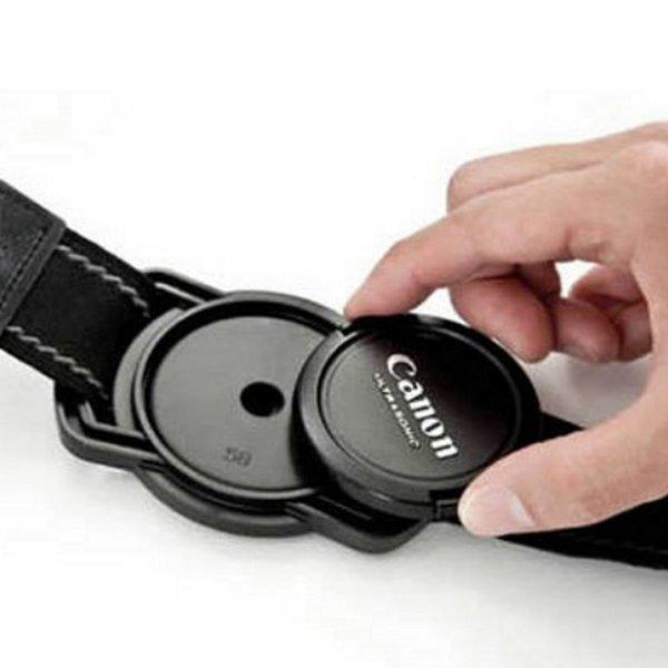 52mm 58mm 67mm 렌즈캡 분실방지 홀더-DSLR 카메라 상품이미지