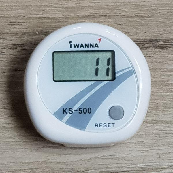 디지털만보계 KS-500 스텝카운터 만보기 코리아스포츠 상품이미지
