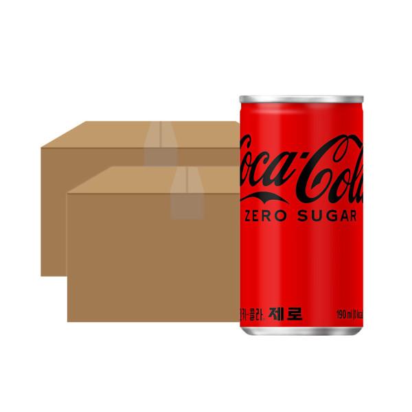 코카콜라제로 190ml x 60CAN 상품이미지