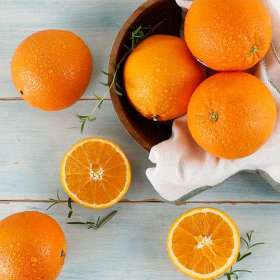미국산 블랙라벨 오렌지 10~14입(봉)
