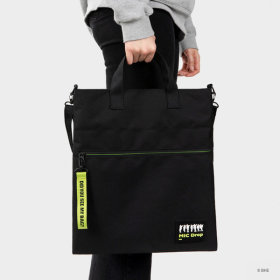 MIC Drop_Tote Eco Bag