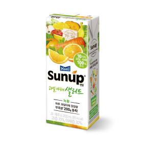 매일 과일야채샐러드 4종혼합팩 200mlx24팩/쥬스