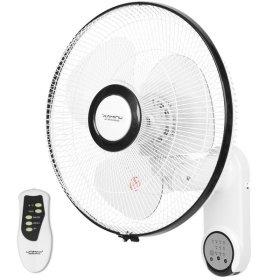 유니맥스 UMF-R603W 벽걸이형 리모컨 선풍기 업소용 사무실 회사