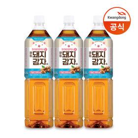 돼지감자차 1.5L 12pet/음료수/차