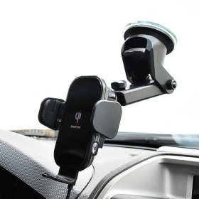 차량용 15W 무선 충전기 휴대폰 자동 거치대 ST-CD900