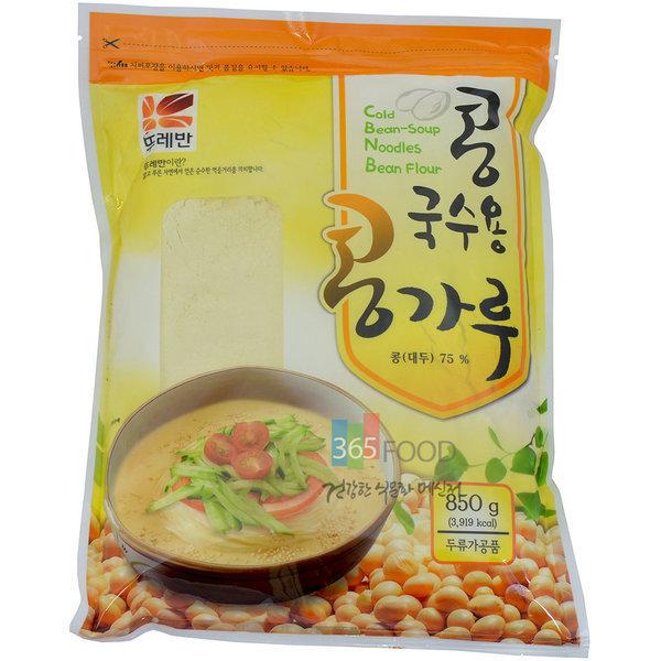 뚜레반 콩국수용 콩가루 850g 상품이미지