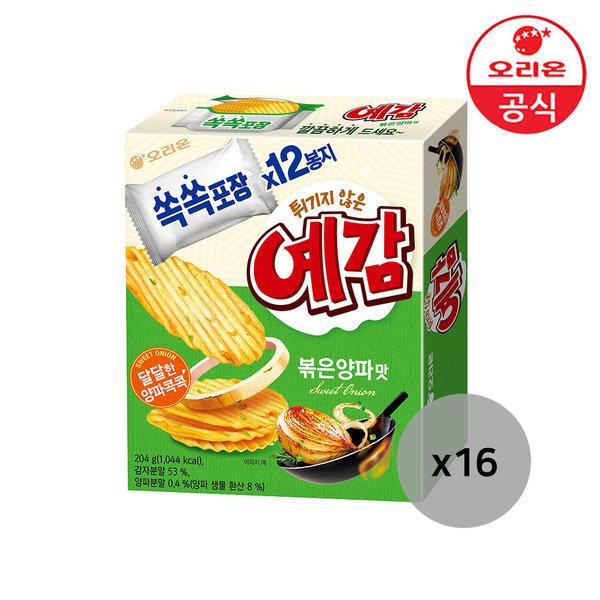 예감 볶음 양파 12P 204gx16개(박스) 상품이미지