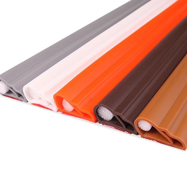 E형쿠션보호대/미닫이문/여닫이문/손보호/안전문 상품이미지