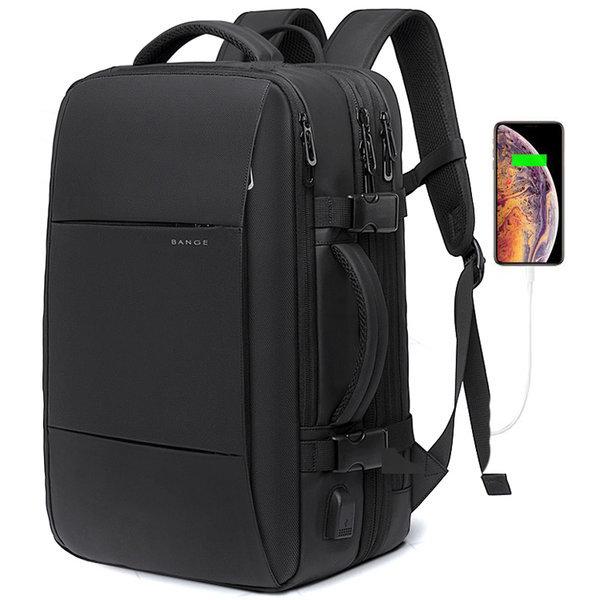 P26 남자 여행용 노트북 백팩 대학생 직장인 학생가방 상품이미지