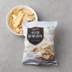 홈플러스시그니처_국산콩두부과자_80G