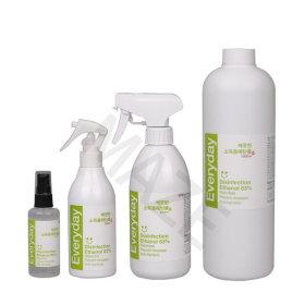 깨끗한소독용에탄올 100ml 뿌리는소독제 알콜 스프레이