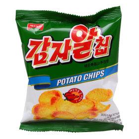 감자알칩 14g (매운볶음고추장맛) 과자/포카칩/새우깡