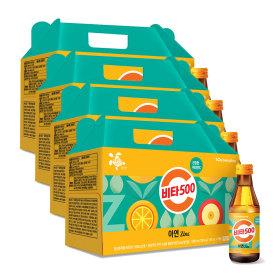 광동 비타500 칼슘 180ml 10입 4박스 (40병)