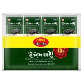 광천해저재래돌김기획 (16봉+16봉)