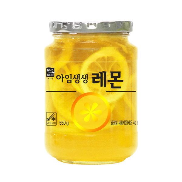 녹차원_아임생생레몬_550G 상품이미지