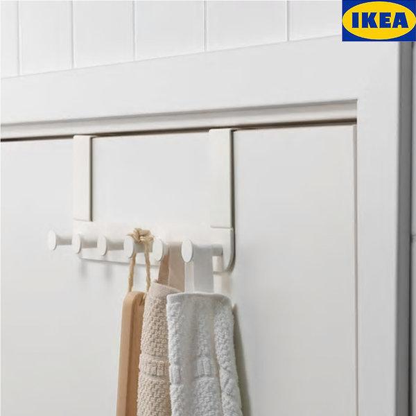 이케아 도어훅 옷걸이 방문옷걸이 문걸이용 벽걸이 상품이미지