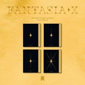 몬스타엑스 MONSTA X MINI ALBUM FANTASIA X (SET)  / 발매일 : 5월 26일