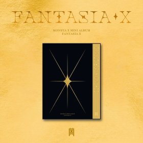 몬스타엑스 MONSTA X MINI ALBUM FANTASIA X (VER.4)  / 발매일 : 5월 26일
