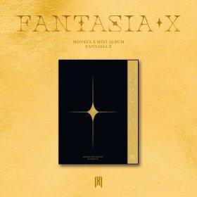 몬스타엑스 MONSTA X MINI ALBUM FANTASIA X (VER.3)  / 발매일 : 5월 26일