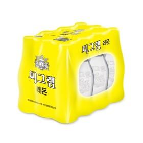 씨그램 탄산수(레몬) 350ml x 12입