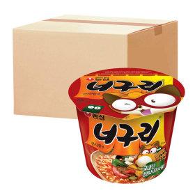 Neoguri Big Bowl 111g X 16pcs box