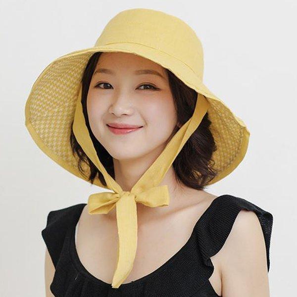 여성 벙거지 여름 모자 등산 봄 가을 여자 버킷햇 상품이미지