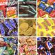 수입 초콜릿 초콜렛 초코바 과자 사탕 허쉬 가나 다크 상품이미지