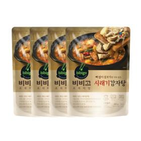 비비고 감자탕 460g 4개