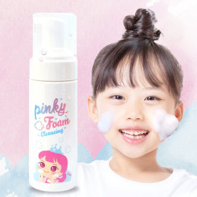 No-tear Kids Foam Cleansing pH Balanced Bubble Kids Cleanser