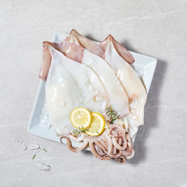 국산 오징어 3마리 상품이미지