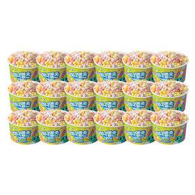 구슬아이스크림 레인보우아이스 18개입