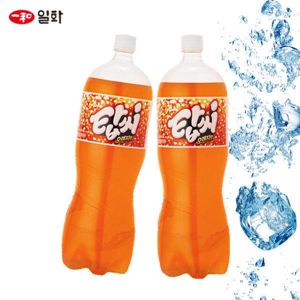 일화 탑시/오렌지 1.5L(12개)/ 상품이미지