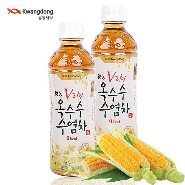 광동제약 광동 옥수수수염차 340ml(20개)/ 상품이미지