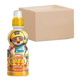 뽀로로 바나나맛 음료 235ml 24펫 (1박스)