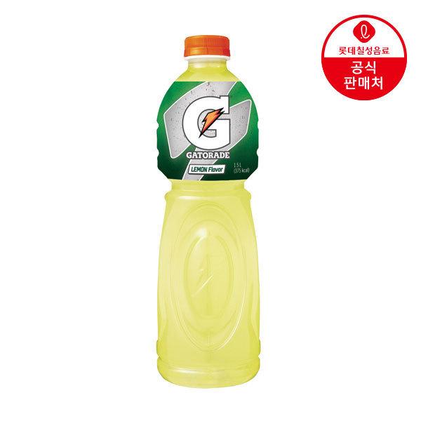 게토레이 1.5L x 12펫(레몬) 상품이미지