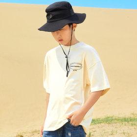 주니어 반팔 티셔츠 오버핏 /아동 반팔티 JT-J3173