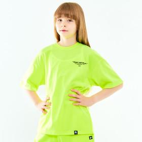 주니어 아동 티셔츠 오버핏/남아 여아 반팔티JT-J3170