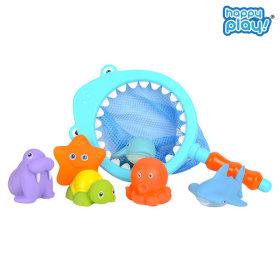 물놀이  장난감 목욕놀이 / 바다친구들 뜰채