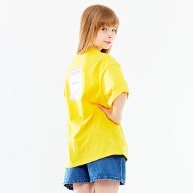아동 키즈 반팔티 오버핏/ 여아 남아 티셔츠 JT-J3155