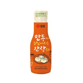 샘표 만두가 맛있어지는 간장 200ml /조미료/양념/순한