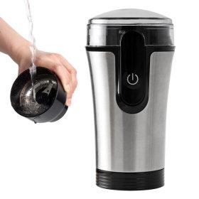 디테처블 전동 원두 커피 그라인더 분쇄기 KWG-120C
