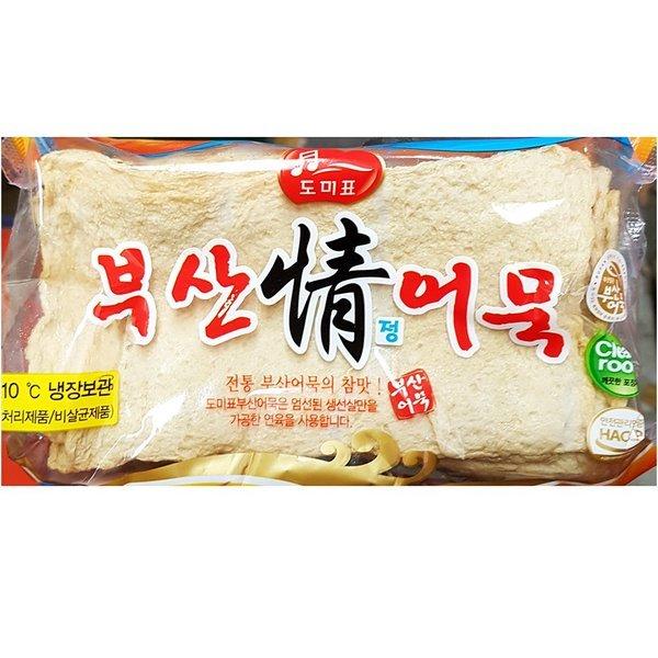 해정 부산사각어묵 800g/미도어묵/간식세트/식당용/분 상품이미지