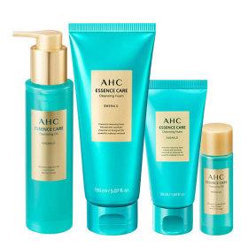 AHC 에센스케어 클렌징 (폼 150ml+50ml+오일 30ml 2개)